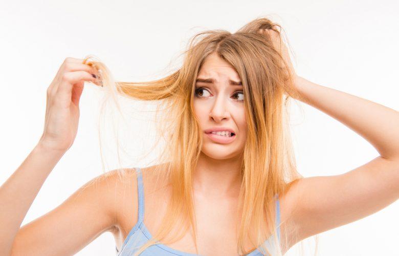 soin pour cheveux